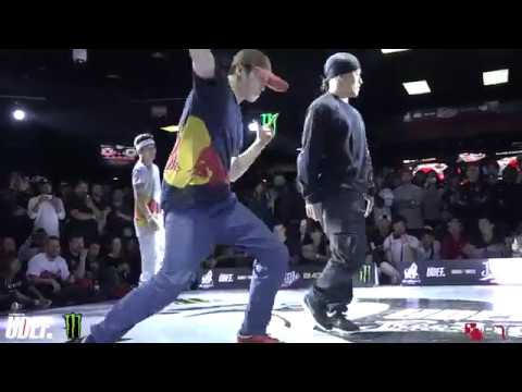 BC One All Stars Vs Found Nation - Top 16 - Freestyle Session 2018 - Pro Breaking Tour - BNC