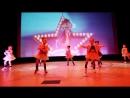 Младшие группы DANCE MIX с номером ROCKERS