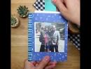 Замечательный вариант открытки близкому человеку!