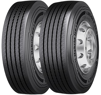 Continental tires hybrid