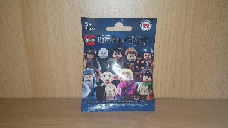 Lego Minifigures Harry Potter And Fantastic Beasts Opening And Review - 5