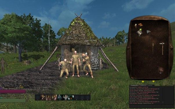 Life is feudal удобрение сюжетно-ролевая игра поликлиника
