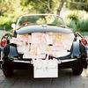 Прокат свадебных украшений на машину в Одессе и