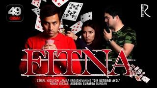 Fitna (o'zbek serial) | 49-qism #UzbekKliplarHD
