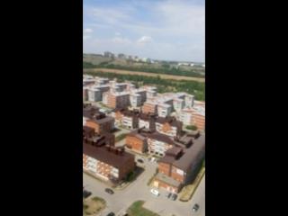 Вид с 21 этажа))
