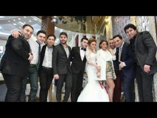 Elcin Ceferov - Elvin Abdullayev & Afetin toyu 12.03.14