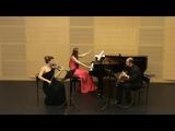 Арам Хачатурян - Трио для кларнета, скрипки и фортепиано
