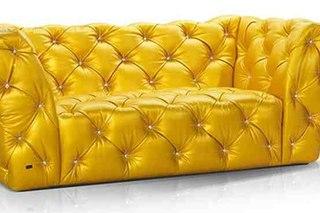 Желтый диван Москва с доставкой