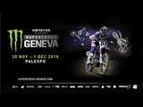 Monster Energy Supercross Geneva 2018 - 2