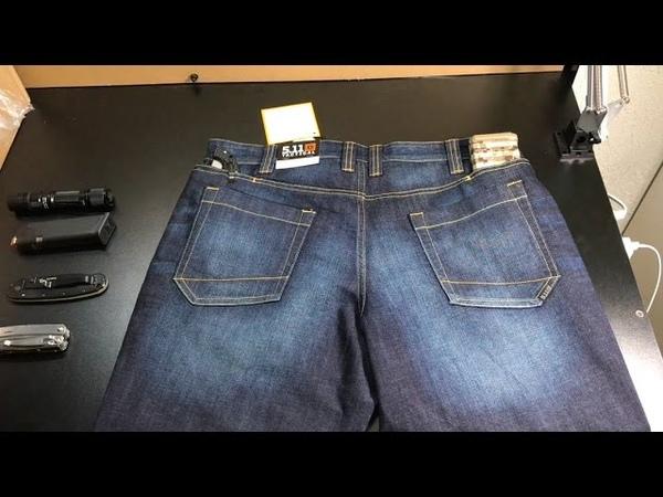 5.11 Tactical Defender-Flex Jeans