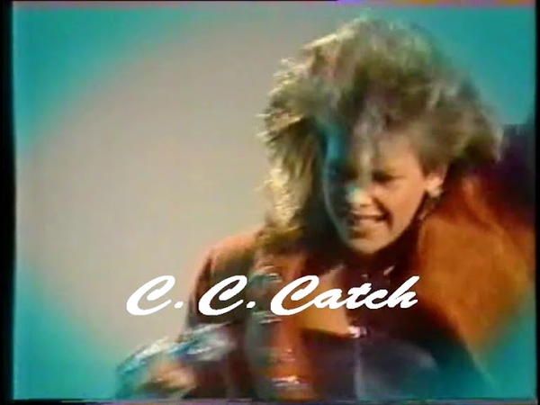 C C Catch Cause Youre Young ZDF Tele illustrierte 22 01 1986