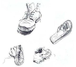 Наброски и зарисовки техники и транспортных средств.