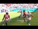 Брок Освайлер - лучшие моменты матча - 6 неделя - НФЛ-2108 - Американский Футбол