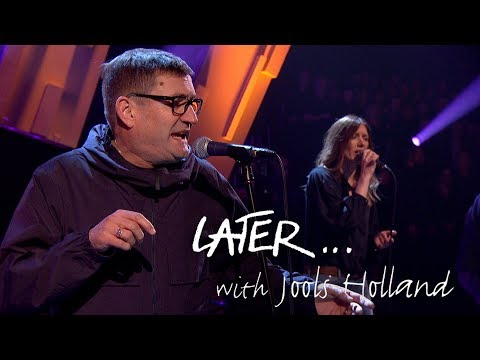 Paul Heaton Jacqui Abbott - Happy Hour - Later… with Jools Holland - BBC Two