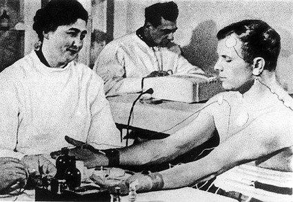 Медицинская подготовка Гагарина