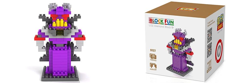 "Конструктор LOZ Diamond Block iBlock Fun ""Император Зург"" 9127"