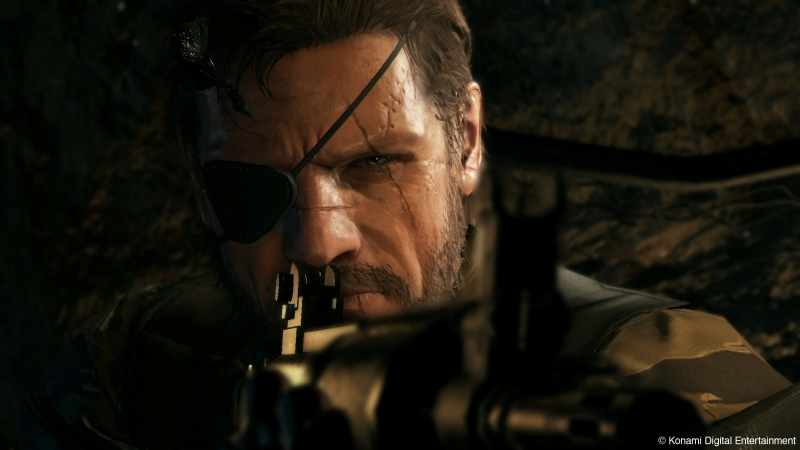 Metal Gear Solid V: The Phantom Pain 4 Внешний Рай