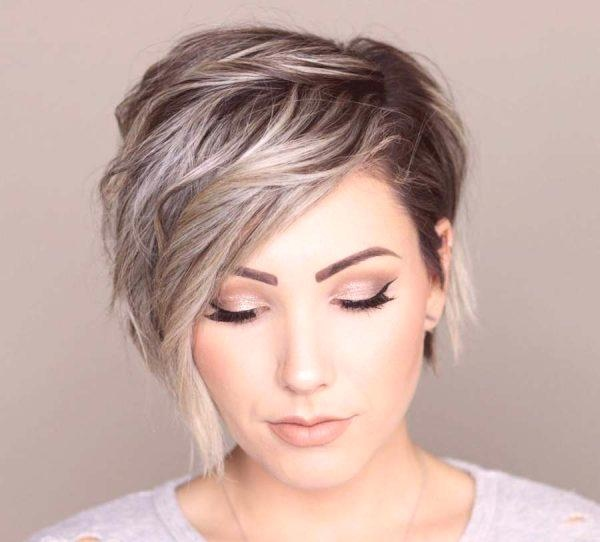 стрижки на короткие волосы 2019 женские