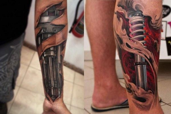 Сучасні стилі татуювання