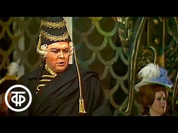 П.Чайковский. Пиковая дама. Постановка Большого театра (1982)