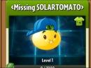 Plants vs. Zombies 2 - Solar Tomato in Action