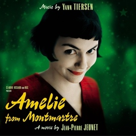 Yann Tiersen альбом Amelie from Montmartre