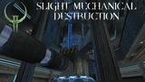 Quake II Slight Mechanical Destruction