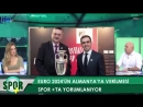Uefadan Skandal Euro 2024 Kararı Spor 27 Eylül 2018 Tayfun Bayındır Mehmet Arslan
