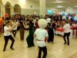 Туркменский танец Куштдепди на Кипре
