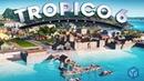 Tropico 6 - Рабочие места и угроза блокады! 4
