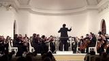 Дали Гуцериева. Концерт Азербайджанского государственного симфонического оркестра в Баку