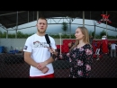 Приглашение на Кубок ДНР по смешанных боевых единоборствах