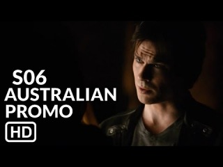 Австралийское промо 6 сезона сериала Дневники Вампира