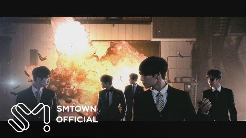 SHINee(シャイニー) - 「Get The Treasure」 Music Video(full ver.)