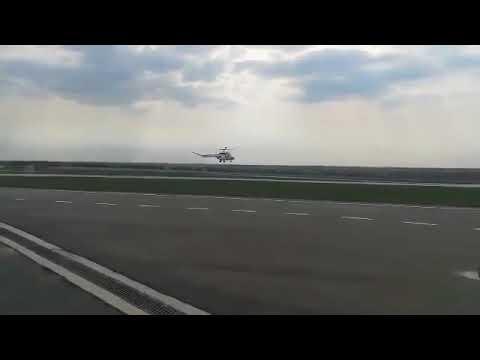 Видео испытания в Запорожье полета первого вертолета украинского производства .Улетел задом наперед. » Freewka.com - Смотреть онлайн в хорощем качестве