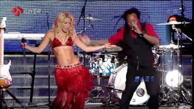 Shakira - Hips Dont Lie (Live From China) (20102011) HD
