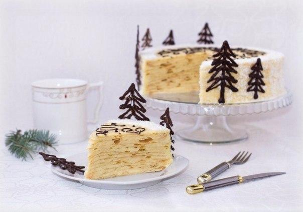 Торт Нежный Наполеон Торт Наполеон пользуется особой популярностью в нашей стране и не только. И, бесспорно, у каждой хозяйки есть свой проверенный рецепт. Перепробовав множество, всегда