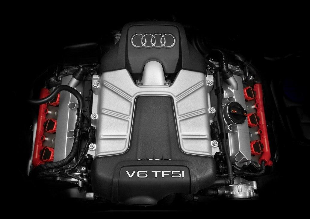 Audi TFSI V6