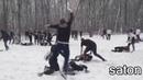 ЖЕСТОКАЯ ПОДБОРКА ЗАБИВОВ ОФ Vine3 Уличный драки