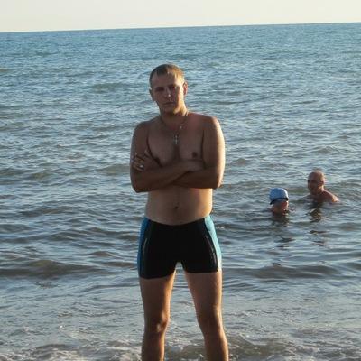 Виталий Саймон, 14 декабря 1989, Котельниково, id193816504