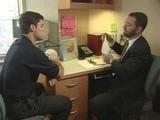 Pat LaFontaine &amp Dr. Jim Kelly Neuropsychology Test