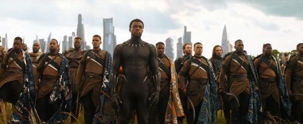Фанаты Marvel ищут Ваканду в поисковиках
