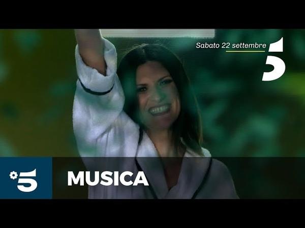 Laura Pausini Circo Massimo - Sabato 22 settembre, in prima serata su Canale 5