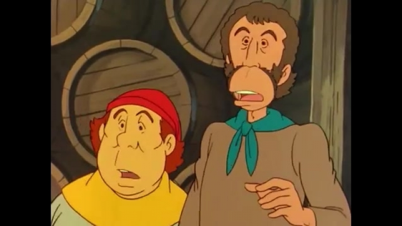 Les Mystérieuses Cités d´Or (1982) S01E01 Esteban, Fils du Soleil