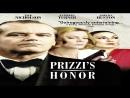 1985 John Huston - Prizzi's Honor - Jack Nicholson, Kathleen Turner, Anjelica Huston Robert Loggia