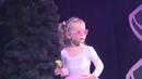 MALINA DANCE STUDIO Спектакль Путь к мечте 27 12 2017 Микрофоны Педагог В Рубаник