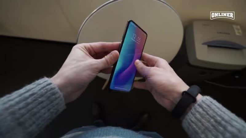 Mi Mix 3 обзор слайдера от Xiaomi