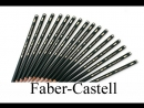 Faber-Castell - тест карандашей