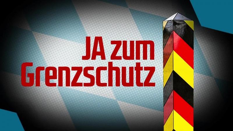 JA zum Grenzschutz! Brigitte Fischbacher: Unsere Heimat bewahren. - COMPACTTV