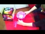 Свето-музыка - Диско шар c MP3 плеером LED Ball Light.mp4